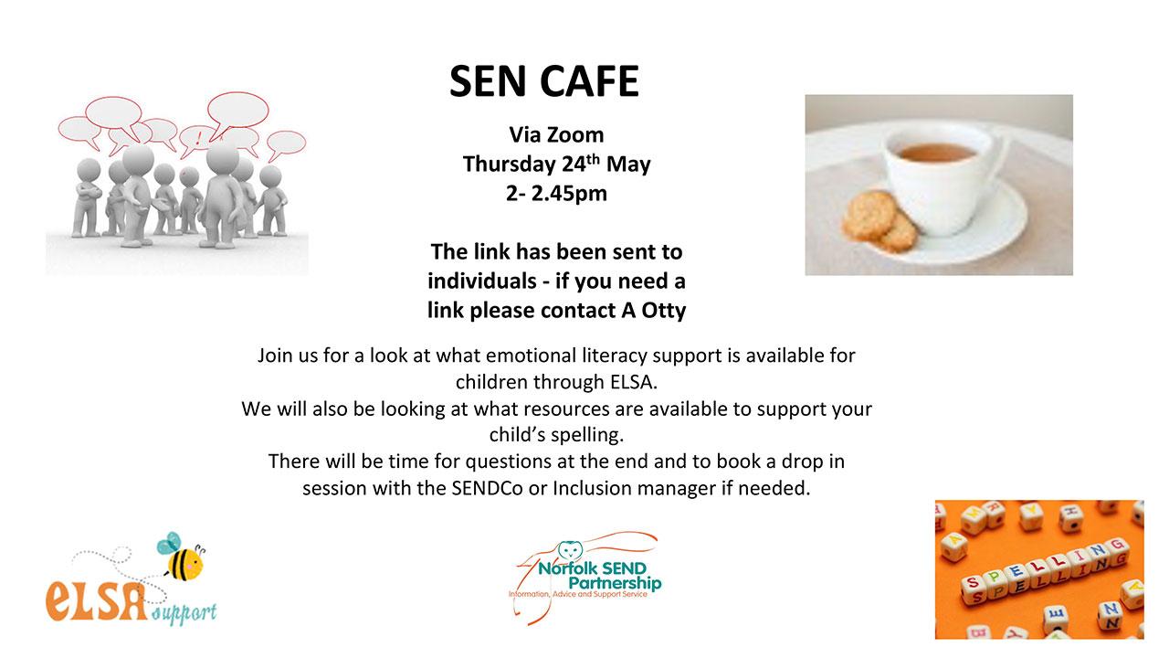 SEN Cafe Invite March 21
